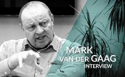 Interview met Mark van der Gaag