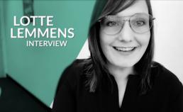 Interview met Lotte Lemmens