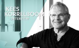 Interview met Kees Korrelboom