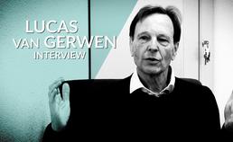 Interview met Lucas van Gerwen