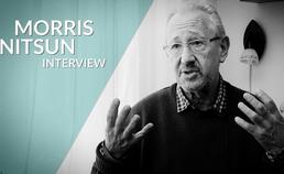 Interview met Morris Nitsun