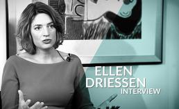 Interview met Ellen Driessen