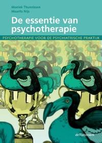 boek de essentie van psychotherapie